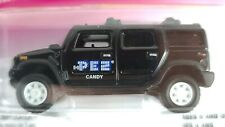 Johnny White Lightning PEZ '04 HUMMER H2 SUV