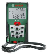 Bosch PLR 50 Digitaler Laser-Entfernungsmesser bis 50 Meter (B-Ware)