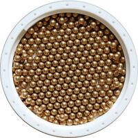 3mm 100pcs Solid Brass Bearing Balls