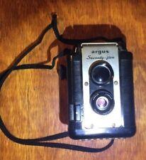 Vintage Argus Seventy-Five Camera Leather Case 75mm Lens USA