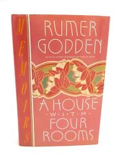 A House with Four Rooms by Rumer Godden (1989, Hardcover) First Edition: RARE