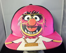 Muppets Party Animal Hat Puppet Cap NerdCore Glasses Hipster Drummer DJ