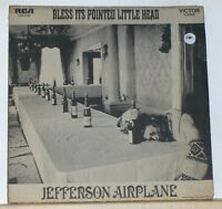 Jefferson Airplane - Bless Its Pointed Little Head - Original 1967 LP Record