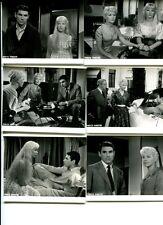6 PHOTOGRAPHIES FILM TOI LE VENIN R. HOSSEIN M. VLADY par Roger FORSTER 1959