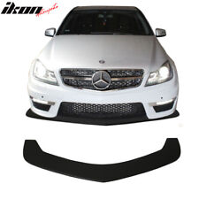 Fits Universal Fitment Type 5  Front Bumper Lip Splitter PP