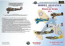 Model Alliance 1/48 ailes d'étoiles part 1 # 48190