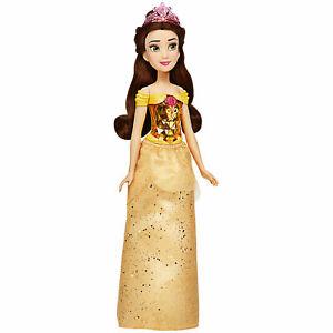 Disney Princess Royal Shimmer Belle Fashion Doll (F0898) *BRAND NEW*