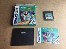 Tiny Toon Adventures Buster speichert die Tag-Game Boy Color (GBC) getestet UK Pal