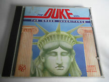 The Duke & The Greek Inheritance CD