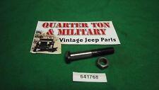 """Jeep Willys 134L 134F CJ3A M38A1 M38 connecting rod bolt 3/8"""" -24"""