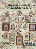Counted Cross Stitch Patterns Beginners Guide To Cross Stitch On Linen