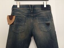 HTC Hollywood Trading Company vintage jeans, $600+ made in italy SHIELD