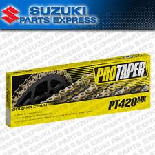 NEW PROTAPER 420MX GOLD RACING CHAIN 420 134 LINKS 65 80 85 KTM RM CR KX 023101