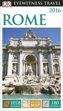 DK Eyewitness Travel Guide: Rome by Dorling Kindersley Publishing Staff