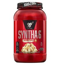 BSN SYNTHA-6 COLD STONE Premium Whey Protein Powder 2LB 25 Serving Choose Flavor