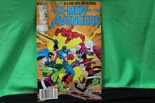 Marvel Comics The X-Men Vs The Avengers Comic Book Collectible Issue #1 1987