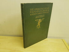 ARTHUR RACKHAM Springtide of Life - 1st edition 1918