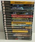 ORIGINAL+AUTHENTIC+PS2+PLAYSTATION+2+RACING+GAME+LOT+CRAZI+TAXI+MUTHA+TRUCKERS