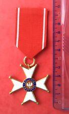 Pologne - Superbe Médaille «Polonia Restituta «