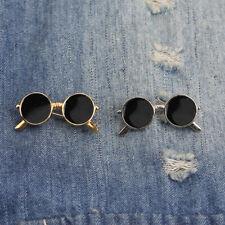 AU_ Men's Cool Sunglasses Brooch Pin Badge Lapel Jewelry Shirt Suit Decor Gift E