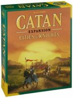 Catan Expansion : Cities & Knights 5th Edition Board Game Catan Studio CN3077