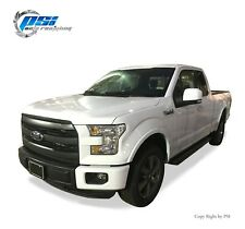 BLACK PAINTABLE OE Style Fender Flares 2015-2018 Ford F-150 Complete Set