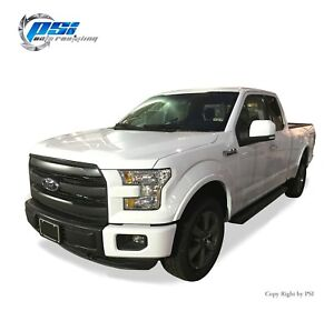 Black Paintable OE Style Fender Flares 2015-2017 Ford F-150 Complete Set