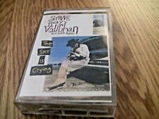 Stevie Ray Vaughan - The Sky Is Crying (cassette)