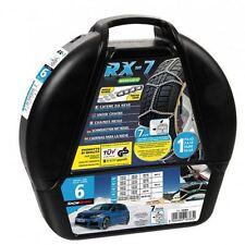 Lampa RX-7 Catene da neve 7 mm Gruppo 9 per pneumatici 225/35/18 225/35 R18