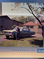 Lot Of 16 Vintage 70 mm Color Slides. Ektachrome / Agfachrome Car.. Family !!