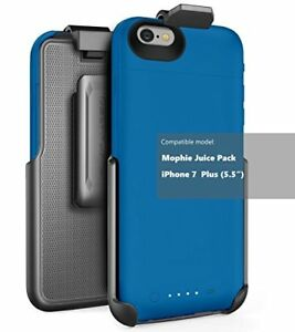 """Belt Clip Holster for Mophie Juice Pack Battery Case - iPhone 7 / 8 Plus (5.5"""")"""