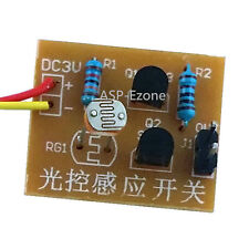 Light-Control DIY Kit Sensor Switch Circuit Suite For DIY Electronic Trainning