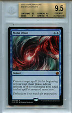 MTG Mana Drain BGS 9.5 Gem Mint Iconic Masters Magic card Amricons 5046
