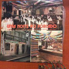 UMA NOITE NO FORCADO-LP-RODA-PORTUGAL IMPORT-NM
