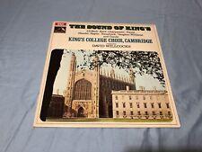 Kings College Choir Vinyl LP The Sound Of Kings