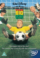 The Big Green DVD (2004) Steve Guttenberg New Disney Official Kids Family Movie