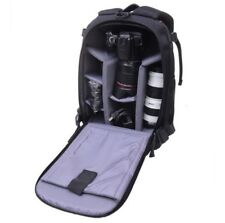 Kamera Rucksack Fotorucksack Tasche D/ SLR Fototasche Fotokoffer Regenschutz HG!