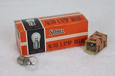NOS STANLEY AUTO LAMP BULB 10 BULBS A4813 6V 18W BRAKE STOP TAIL LIGHT 1154