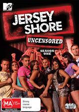 Jersey Shore: Season 1  - DVD - NEW Region 4