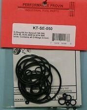 O-Ring kit for Senco Scn50 Scn50R Scn200 Scn200R Coil Nailers - Ktse050