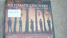 Ultimate Country first ladies and gentlemen 2 cd