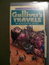 Gulliver's Travels (VHS, 1994) by Jonathan Swift