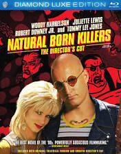 Natural Born Killers (Blu-ray Disc, 2014, 2-Disc Set, 20th Anniversary)  NEW