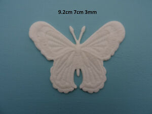Decorative butterfly resin furniture moulding applique onlay R108