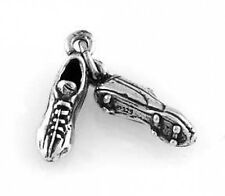 STERLING SILVER SOCCER/ SPORT CLEATS CHARM/PENDANT