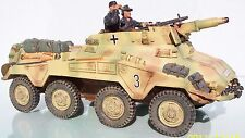 KING & COUNTRY WW2 GERMAN ARMY WS068 PUMA ARMORED CAR MIB