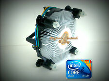 Genuine Intel Core 2 Quad Heatsink Fan for Q9650-Q9550-Q9300 Socket T LGA775 New