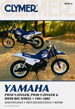 Clymer Repair Service Shop Manual Vintage Yamaha PW50/80 Y-Zinger BW80 Big Wheel