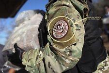 KANDAHAR US ADVISER AFGHAN NATIONAL ARMY ANA Homeland velkrö Security PATCH