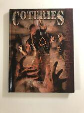 Coteries: Vampire The Requiem Sourcebook New